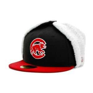 Chicago Cubs New Era MLB 59FIFTY Dogear Cap Hat