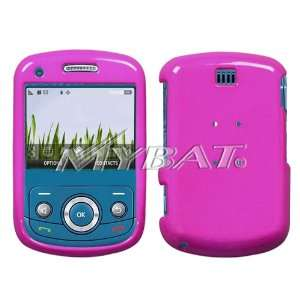 SAMSUNG RECLAIM M560 HOT PINK SOLID HARD CASE COVER