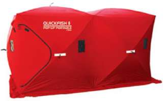 Eskimo Quickfish 6 Ice Fishing Shelter House (6 Person)   69149 |
