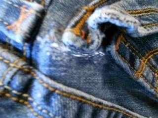 Rock Revival Chrissie boot jeans size 28 inseam 31 lo rise denim