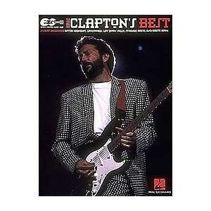 Eric Claptons Best   Easy Guitar Musical Instruments