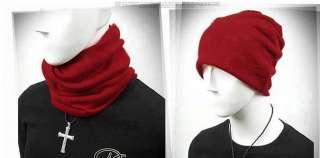 New Knitted Neck Warmer Hat Beanie hat Snood Ski
