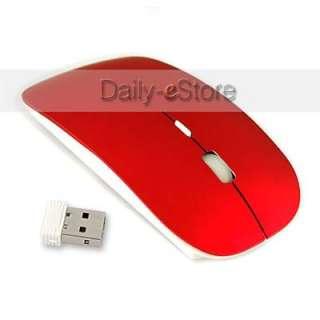 Receptor 2.4GHz inalámbrico 2.4G óptico de USB de los ratones del