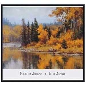 Autumn   Artist: Clyde Aspevig  Poster Size: 31 X 27: Home & Kitchen