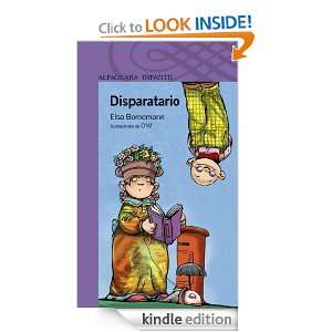 Disparatario (Spanish Edition) Bornemann Elsa  Kindle