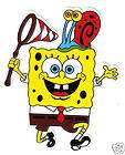 Spongebob big round eyes shocked Vinyl Decal Sticker items in Glos