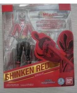 SHF S.H. Figuarts Shinkenger Shinken Red Action Figure