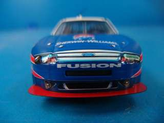 32 Slot Car Digital Ford Fusion Sherwin Williams NASCAR Racing Stock