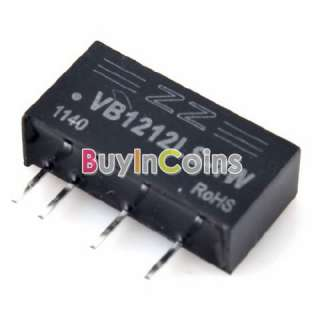 New High Quality Isolated Power Module DC DC Converter In 10 16V Out