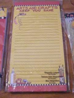 Engelbreit Tablet, Magnetic Pad, Pen, Pencils CREATE  ARTS & CRAFTS