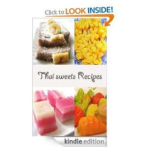 Thai sweets Recipes Mr.cheap  Kindle Store