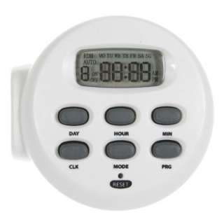 Timer Programmable Save Money Energy Vacation Mode 043180150912