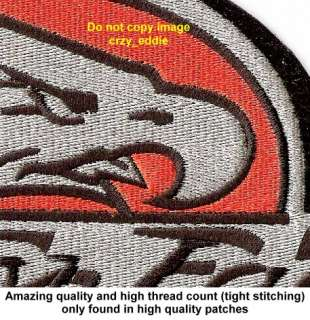HARLEY DAVIDSON SCREAMIN SCREAMING EAGLE PATCH **2XL**