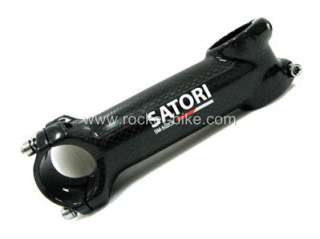 Satori~Road~MTB~Bike~Bicycle~Carbon~Fiber~Stem~31.8~120mm~