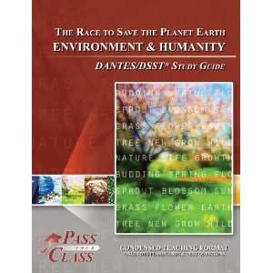 DSST Environment and Humanity: The Race To Save The Planet Earth