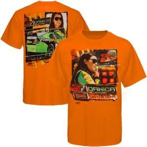 NASCAR Chase Authentics Danica Patrick Chassis T Shirt