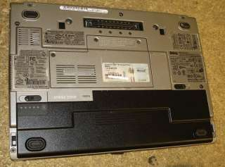Latitude D430 Laptop CORE DUO 1.33GHz 2GB CD ROM Power Supply