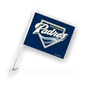 San Diego Padres Car/Truck Window Flag