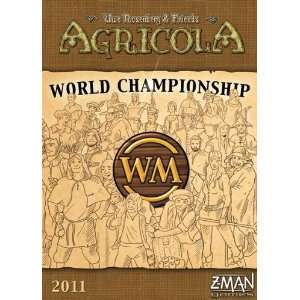 Agricola World Championship Deck Expansion Toys & Games
