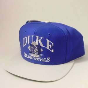 Duke Blue Devils/ Signatures/ Ncaa/ Vintage Deadstock/ Snapback Hat