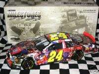 24 JEFF GORDON MILESTONES 3X DAYTONA 500 WINNER 118
