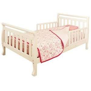 Kids Furniture Anna Toddler Bed, Color White Health