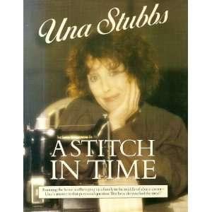 A STITCH IN TIME UNA STUBBS Books