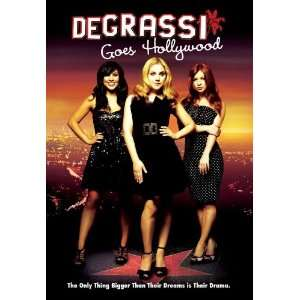 Degrassi Goes Hollywood Movie Poster (11 x 17 Inches   28cm x 44cm