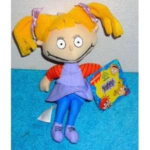 Rugrats 6 Angelica Bean Bag Plush Toys & Games