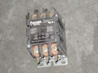 FOR ONE FURNAS 42BF35AL 3POLE 30AMP DEFINITE PURPOSE CONTACTOR