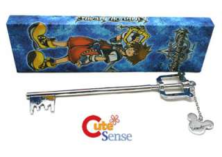 Kingdom Hearts Sora Mickey Mouse Key Blade  7in Metal W/Box