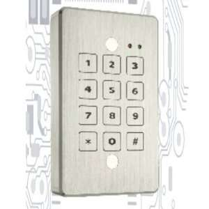 Keypad Access Control Electronic Lock Baran AS634S 200 Camera & Photo
