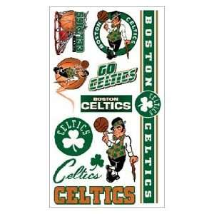 Boston Celtics Tattoo Sheet *SALE*: Sports & Outdoors