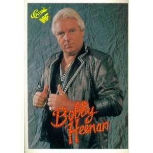 WWF Wrestling Card #30  Bobby The Brain Heenan Sports & Outdoors