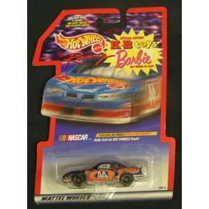 Hot Wheels Racing Special Edition K.B. Toys BARBIE Hot