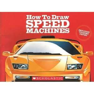 Machines (Includes Tracing Paper) (9780439742405) Billy Davis Books
