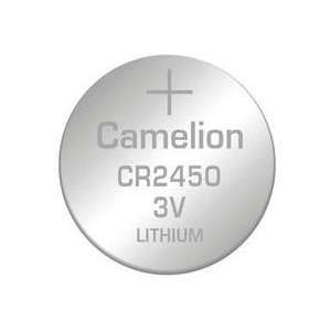 CR2450 3 Volt Lithium Coin Cell Battery Electronics