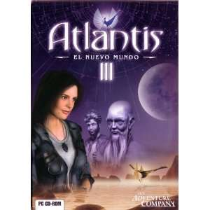 Spanish Atlantis El Nuevo Mundo 3 Video Games