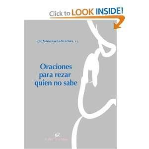 Oraciones para rezar quien no sabe (Spanish Edition