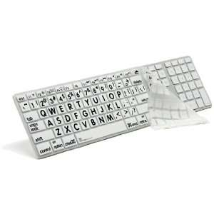 LogicKeyboard Apple Ultra Thin LogicSkin White Keyboard