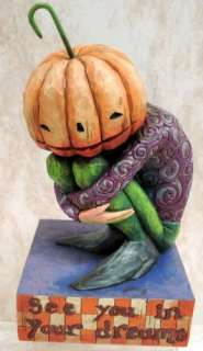 JIM SHORE Full Moon Fright Enesco Halloween 4014028