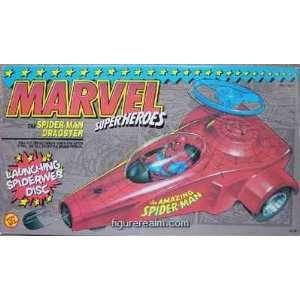 Marvel Super Heroes Spider Man Dragster Toys & Games