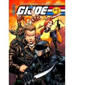 G.I. Joe Issue #1 Cover A B & C Comic Book Set Toys & Games