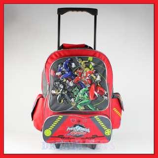 16 Power Ranger RPM Roller Backpack   Rolling Red Ranger