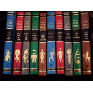 Colliers Junior Classics (10 Volume Set) * Books