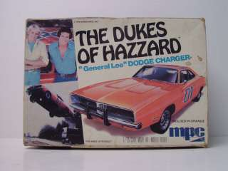MPC The Dukes of Hazzard Dodge Charger Model Kit 1 0661