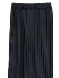 Queenstown Vintage Womens Long Chiffon Pleated Ladies Fashion Skirt