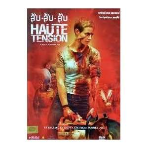 Haute Tension (High Tension) Thai Import DVD