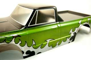 Painted RC Body fits Traxxas TMaxx EMaxx Revo ERevo HPI Savage MGT LST