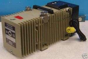 Pfeiffer Balzers UNO 016B Single Stage Vacuum Pump
